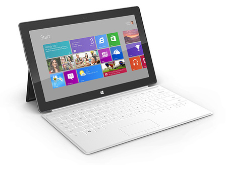 Surface RT llegará a España el próximo 14 de febrero