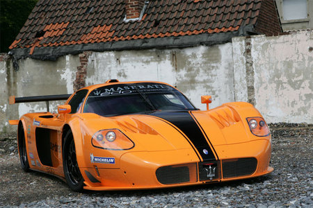 Maserati MC-12 Corsa Edo Competition