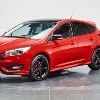 Ford Focus Red y Black Edition, porque a veces es necesario sobresalir entre la multitud