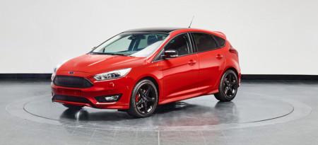 Ford Focus Red y Black Edition, porque a veces es necesario sobresalir entre la multitud