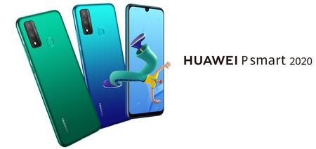 El Huawei P Smart 2020 llega a España: precio y disponibilidad oficiales