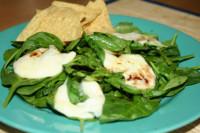 Espinacas: baratas, sabrosas, nutritivas y fáciles de conservar.