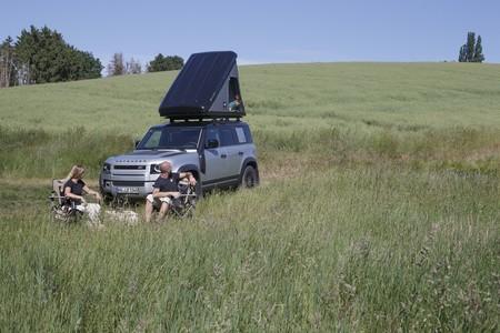Land Rover Defender Tienda Techo 011