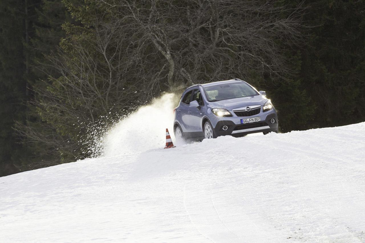 Foto de Opel Winter 4x4 (oficial) (15/39)