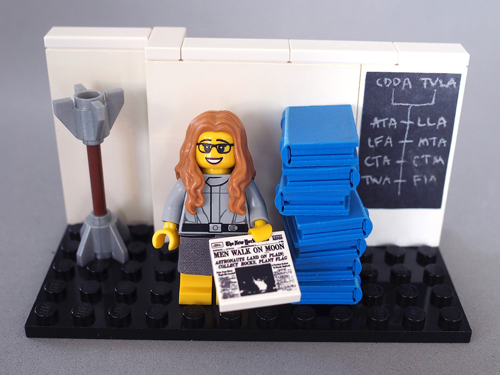 Lego Nasa Women 3