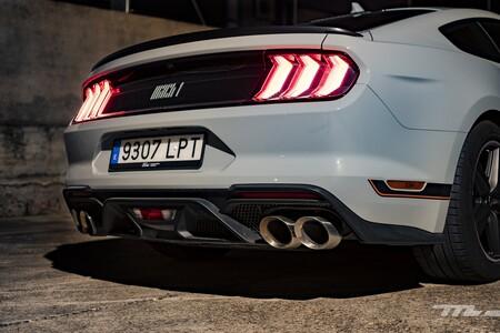 Ford Mustang Mach 1 2021 Prueba 014