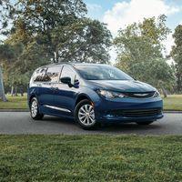La Chrysler Voyager está de vuelta como la Pacifica 'low-cost' que estás pensando