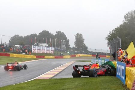 Sergio Perez Belgica F1 2021