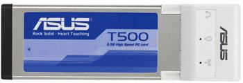 Asus T500, tarjeta 3.5G en PCIe