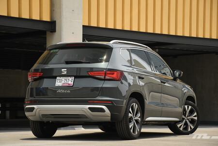 Volkswagen Taos Vs Mazda Cx 30 Seat Ateca Peugeot 2008 Comparativa Mexico 32