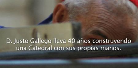 La catedral de D. Justo, en Time Lapse