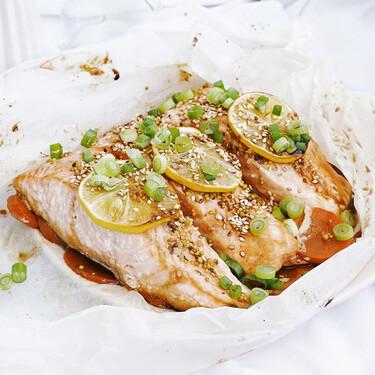 Qué es el líquido blanco que sale del salmón y cómo evitar que aparezca al cocinarlo