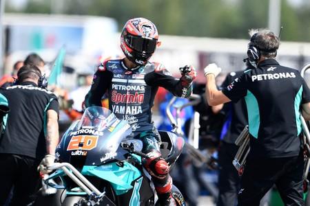 Marc Márquez ganó en Brno sin correr: debacle de todos los aspirantes al título y las distancias se mantienen
