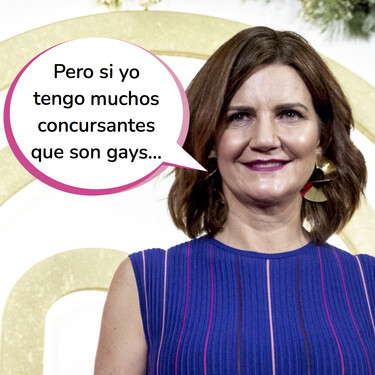 """Samantha Vallejo-Nágera pide perdón públicamente por su comentario homófobo en presencia de su hijo Roscón: """"Me he expresado mal"""""""