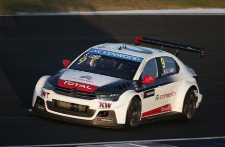 Sebastien Loeb Citroen Wtcc