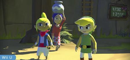 Dos 'The Legend of Zelda' de camino a Wii U