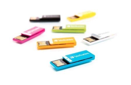 Verbatim Clip-it, la memoria USB que también es clip