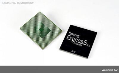 Se confirma un Exynos 5 Octa Core dentro del Galaxy S5