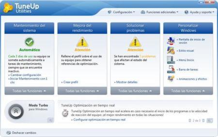 TuneUp Utilities 2010: Lo probamos