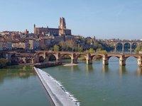 Un paseo por la ciudad episcopal de Albi, en Francia