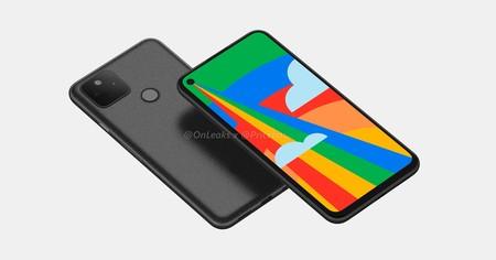 Nuevas imágenes filtradas del Google Pixel 5 muestran el futuro móvil con todo detalle