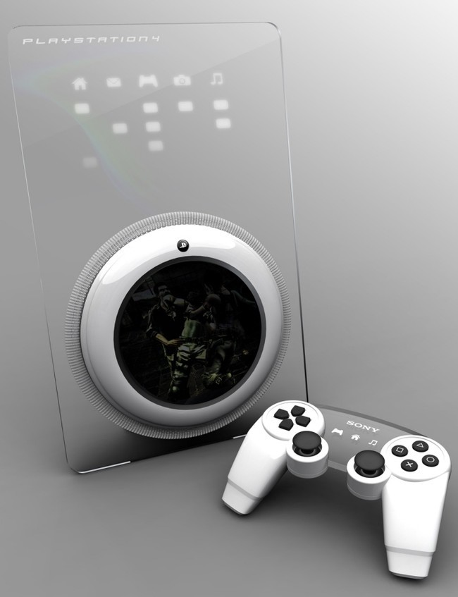 Foto de PS4, concepto (4/4)