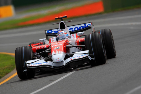 Toyota F1 2008