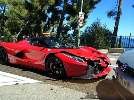 Dolorpasión™: Choca Ferrari LaFerrari en Mónaco