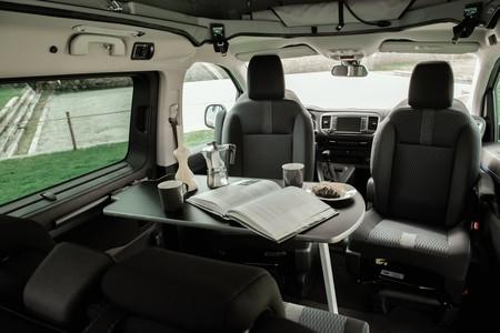 Peugeot Rifter Traveller Tinkervan Camper 2020 002
