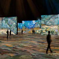 Adéntrate en 'La noche estrellada' y otras obras maestras de Vincent van Gogh