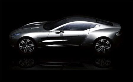 Aston Martin One-77, primera imagen