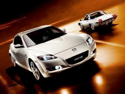 Edición especial del Mazda RX-8 para conmemorar los 40 años del motor rotativo