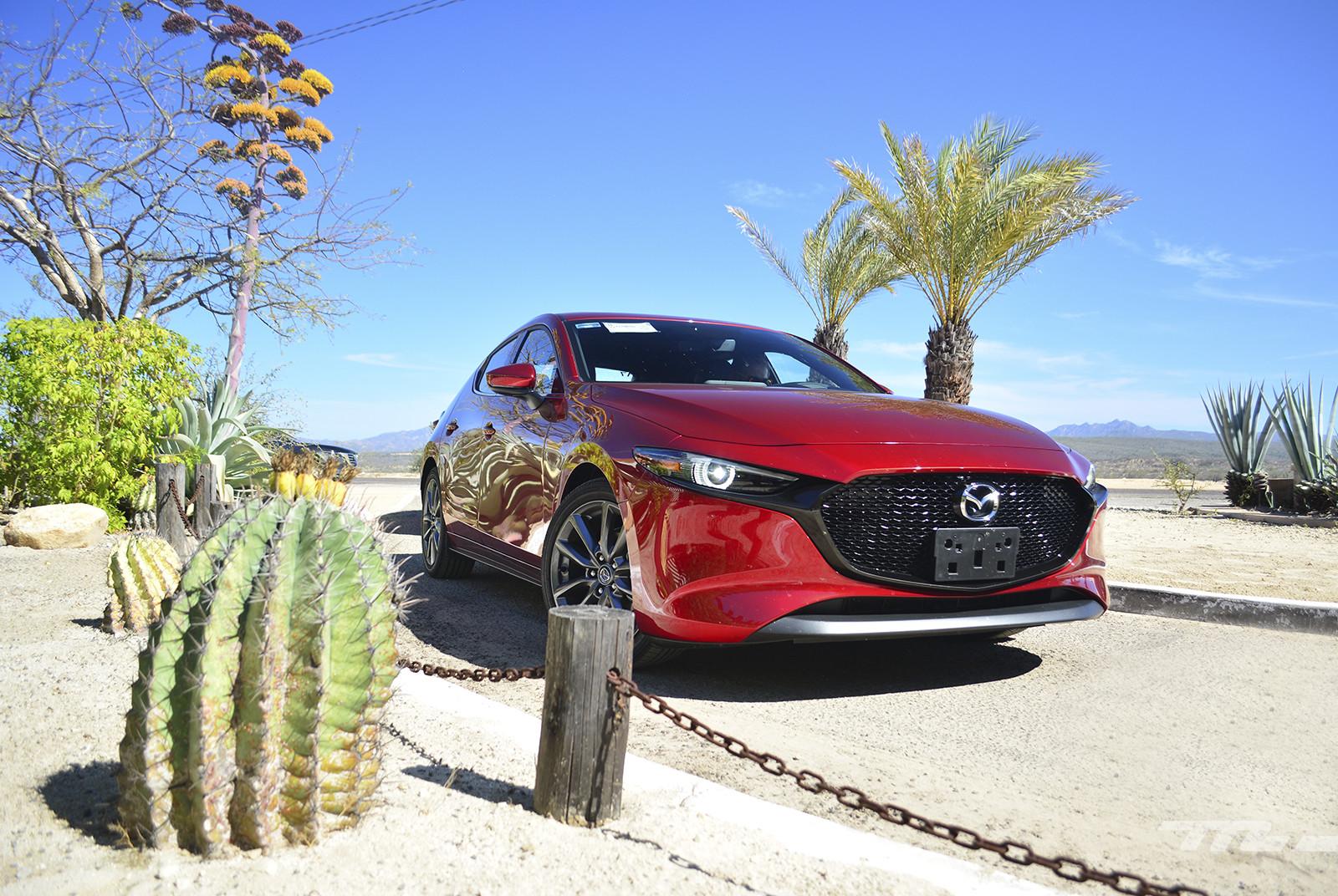 Foto de Mazda 3 2019 en México (1/27)