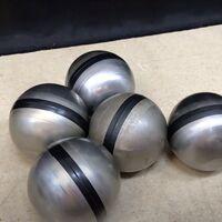 Estas esferas magnéticas son capaces de moverse solas e incluso colaborar para superar obstáculos