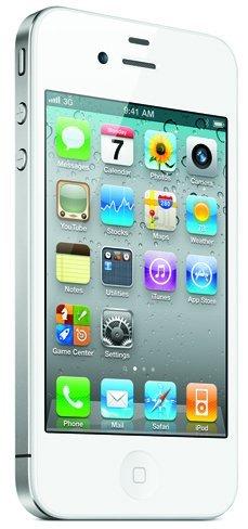 iPhone 4 blanco, ya se puede comprar