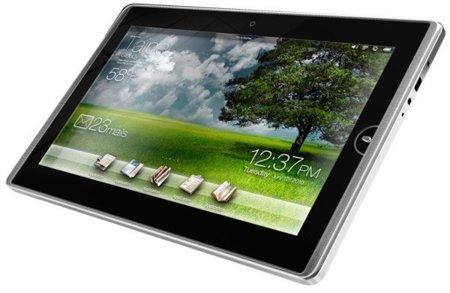 Asus prepara un arsenal de tablets para 2011, con Android y Windows 7