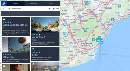 Nokia se plantea vender su plataforma de mapas