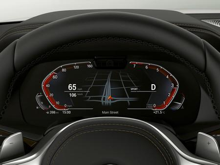 BMW Serie 3 2019 cuadro mandos digital