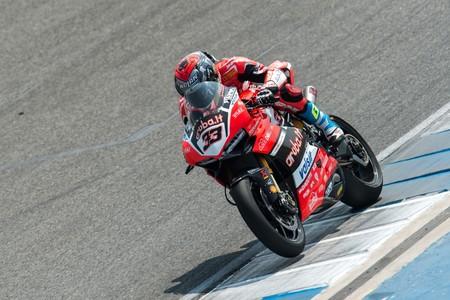 Marco Melandri Tailandia Superbike 2017