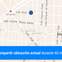 Cómo compartir tu ubicación en tiempo real con Facebook Messenger