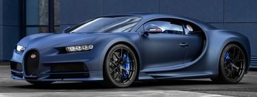 Bugatti Chiron Sport edición 110 años: perfección e historia en un solo auto