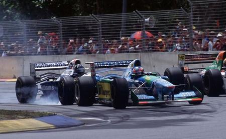 Schumacher Hill Australia 94