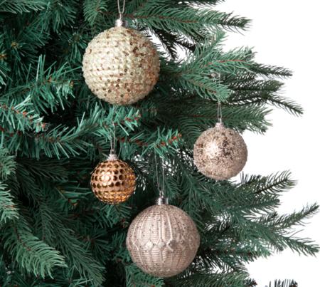 Set 18 Colgantes Multiforma Navidad El Corte Ingles