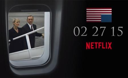 House Of Cards Season 3 Teaser