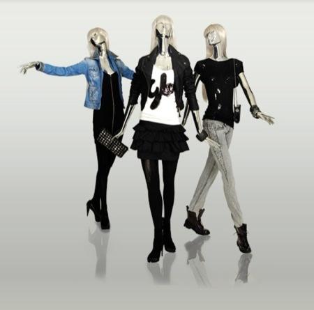 Mango y las tendencias Otoño-Invierno 2009/2010 glam rock