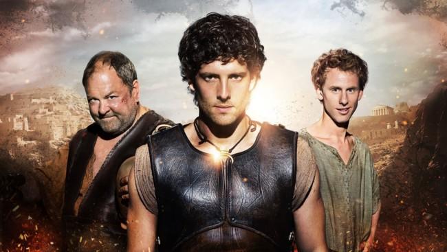 BBC enseña su nuevo título de corte fantástico, 'Atlantis'