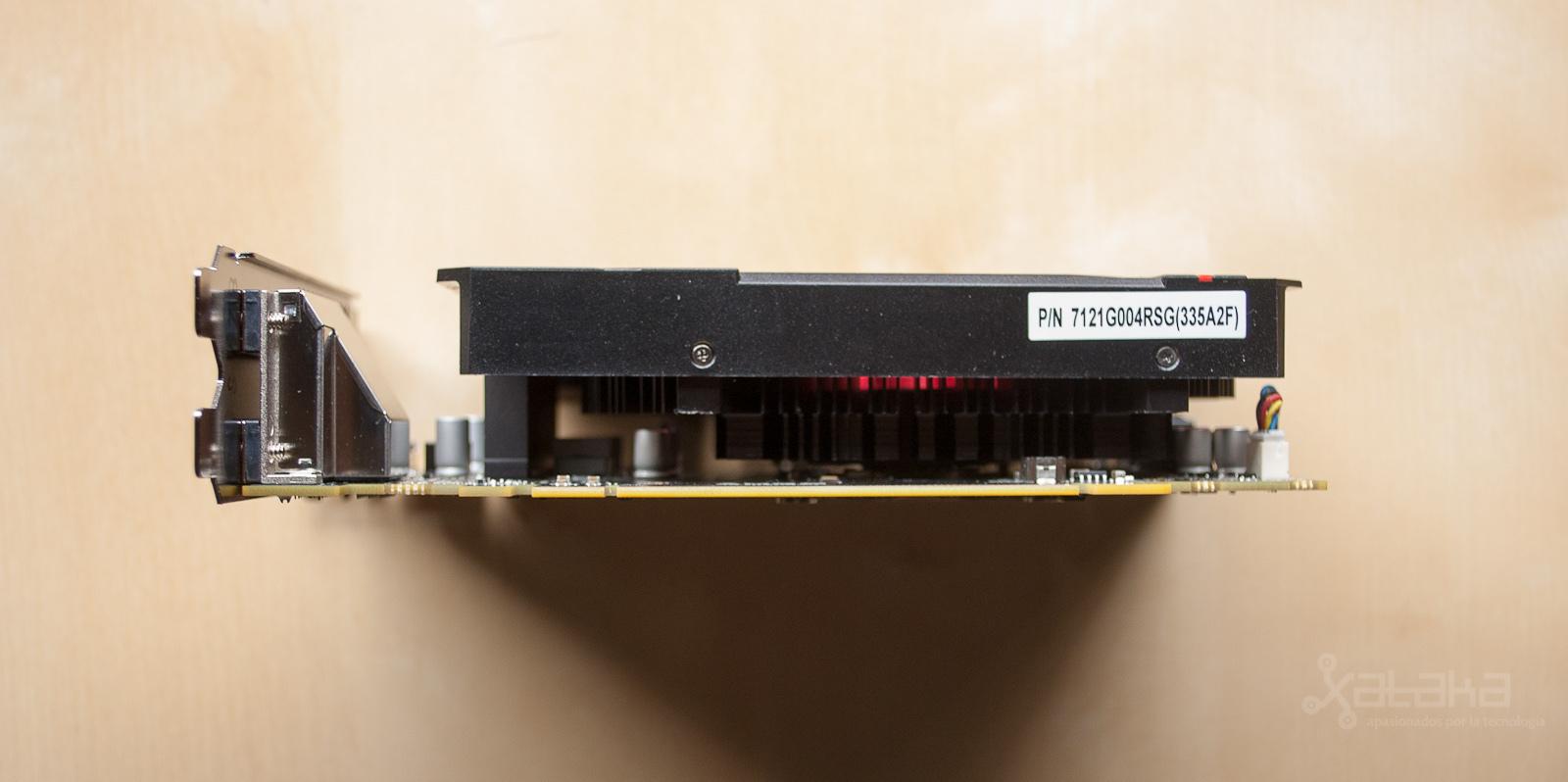 AMD R7 260X, análisis