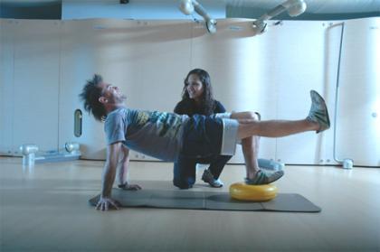 Ejercicios funcionales en fitness