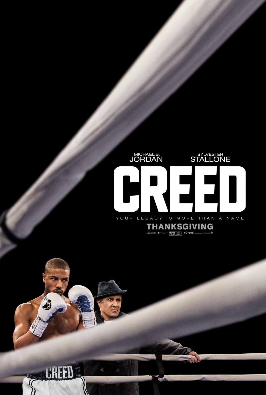 Foto de 'Creed. La leyenda de Rocky', carteles (2/7)