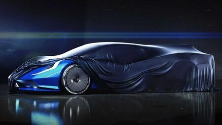 Fulminea, un superdeportivo eléctrico de 2.068 CV que promete volar de 0 a 320 km/h en menos de 10 segundos